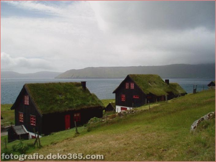Village Kirkjubøur