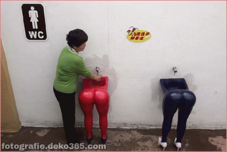 Diese einzigartigen und kreativen Toiletten- und Urinaldesigns (2)