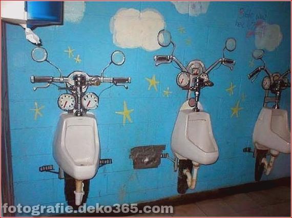 Diese einzigartigen und kreativen Toiletten- und Urinaldesigns (3)
