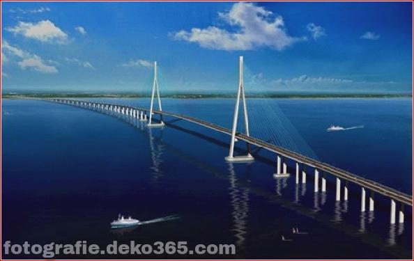 24 erstaunliche Brücken in der Welt (8)