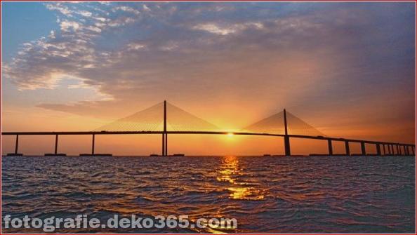 24 erstaunliche Brücken in der Welt (9)