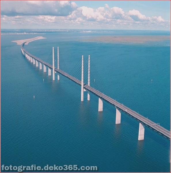 24 erstaunliche Brücken in der Welt (19)