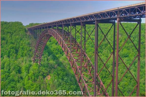 24 erstaunliche Brücken in der Welt (20)
