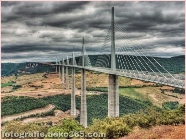 24 erstaunliche Brücken in der Welt (23)