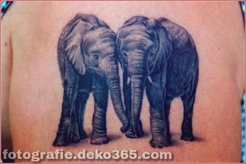 35 Elefantentattoo-Designs (30)
