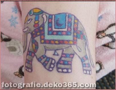 35 Tätowierungen mit Elefanten (33)