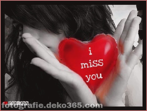 Ich vermisse dich so sehr