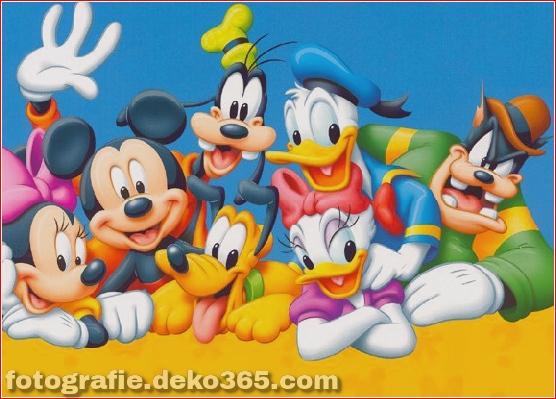 Zeichentrickfiguren