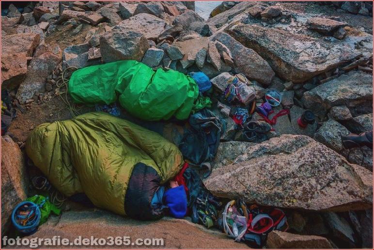 Die extreme kampierende Fotografie (3)