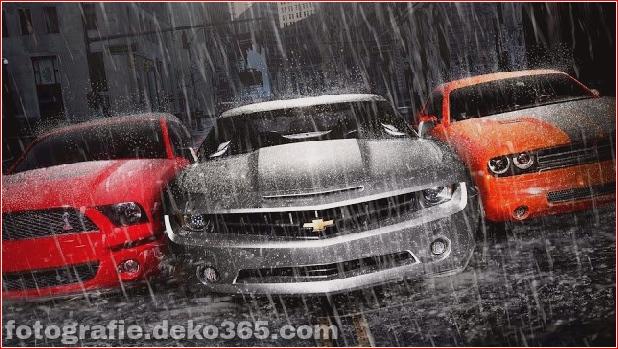 Ausgezeichnete Wallpaper Regen und Sturm (9)