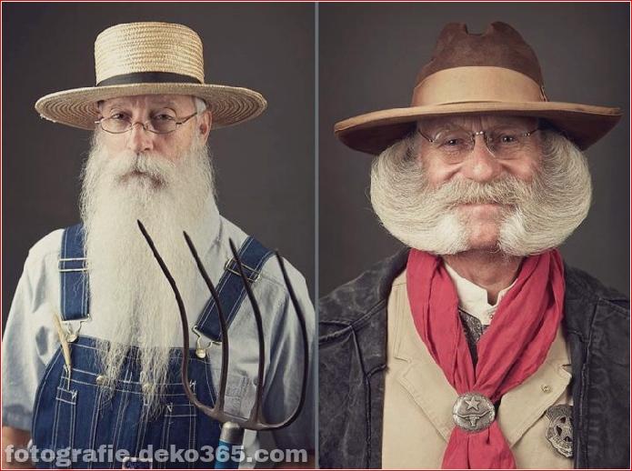 Die Weltmeisterschaft für Bart und Schnurrbart (2)