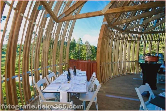 Restaurant Yellow Treehouse (Auckland, Neuseeland) (5)
