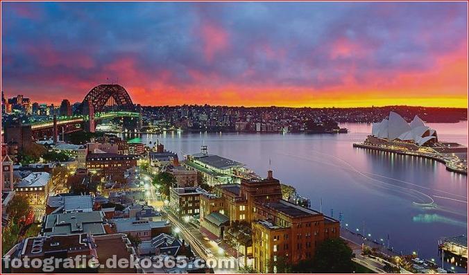 020.-Sydney-Harbour-Sunrise-Image-By-Copyright-Mark-Gray