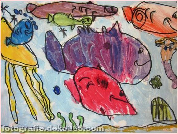 Schöne Kinder Zeichenstunden für Menschen (3)