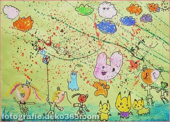 Schöne Kinder Zeichenstunden für Menschen (6)