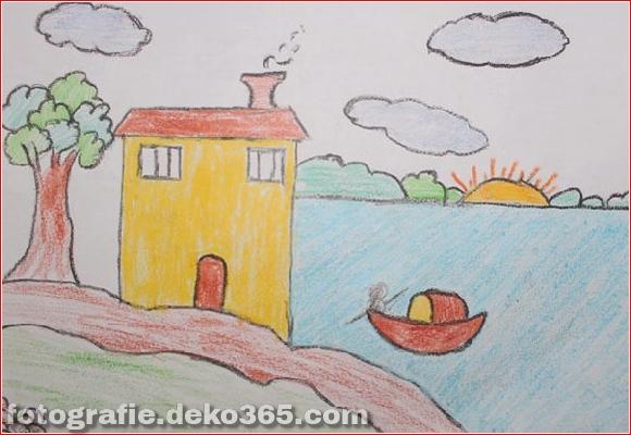 Schöne Kinder Zeichenstunden für Menschen (12)