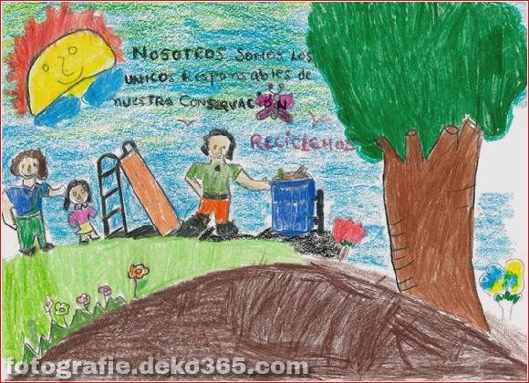 Schöne Kinder Zeichenstunden für Menschen (15)