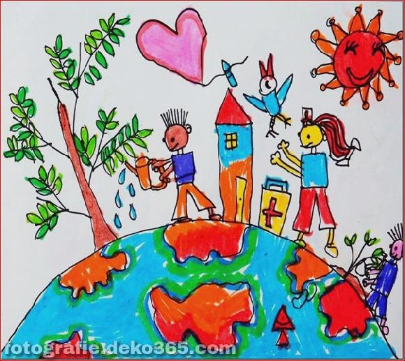 Schöne Kinder Zeichenstunden für Menschen (16)