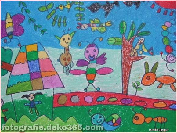 Schöne Kinder Zeichenstunden für Menschen (17)