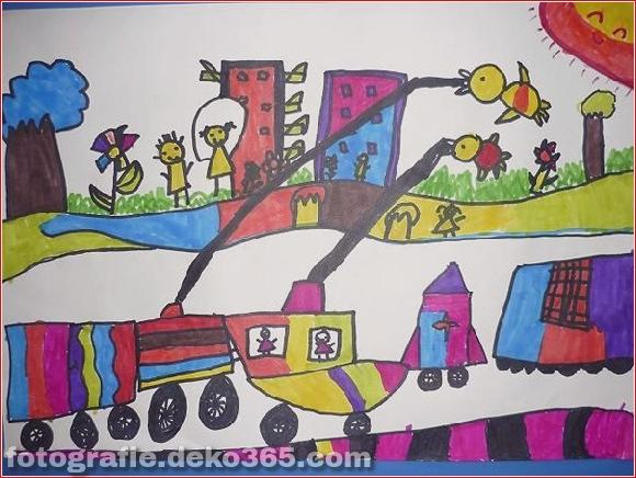 Schöne Kinder Zeichenstunden für Menschen (18)