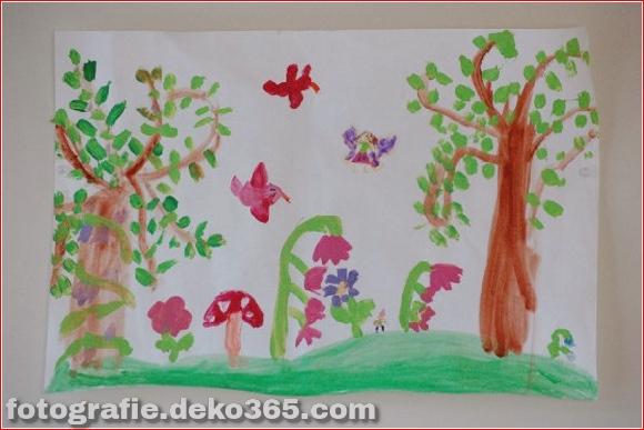 Schöne Kinder Zeichenstunden für Menschen (19)