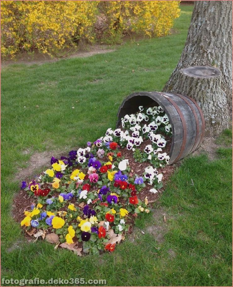 Kreative Blumentöpfe (2)