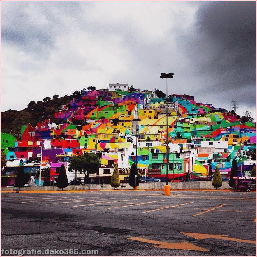 Straßenkunst im öffentlichen Bewusstsein - Mexiko (1)