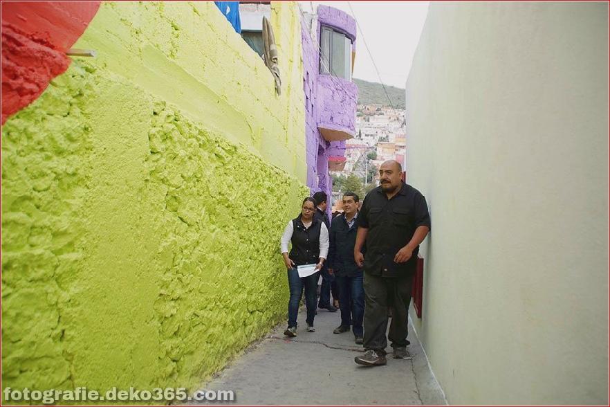 Straßenkunst im öffentlichen Bewusstsein - Mexiko (2)