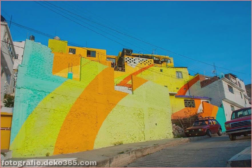 Straßenkunst im öffentlichen Bewusstsein - Mexiko (7)