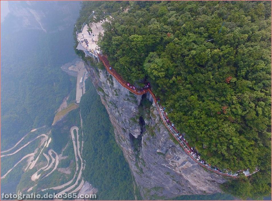 Chinas Glasweg öffnet sich auf dem Tianmen-Berg (5)