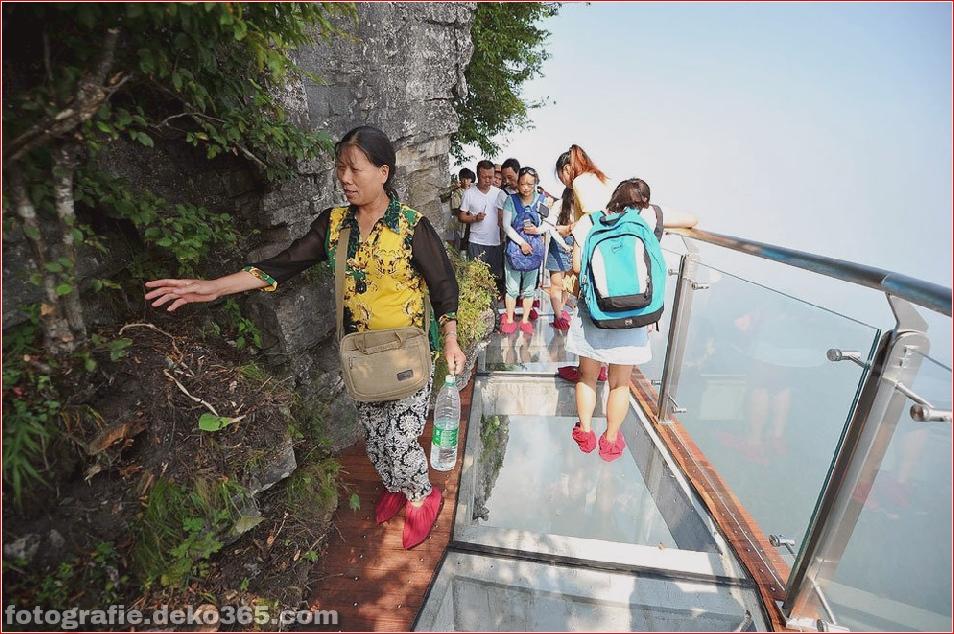 Chinas Glasweg öffnet sich auf dem Tianmen-Berg (9)