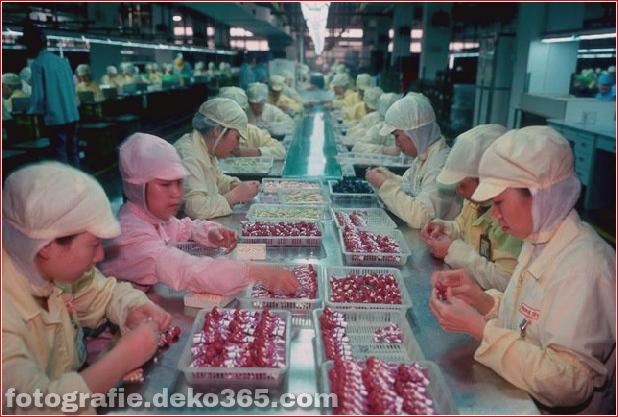 chinesische Arbeit
