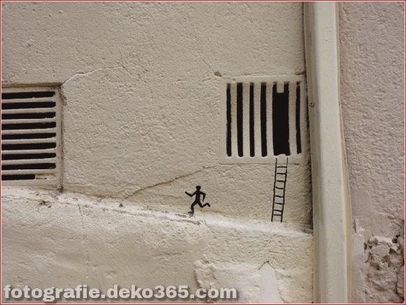 Clevere Straßenkunst (5)