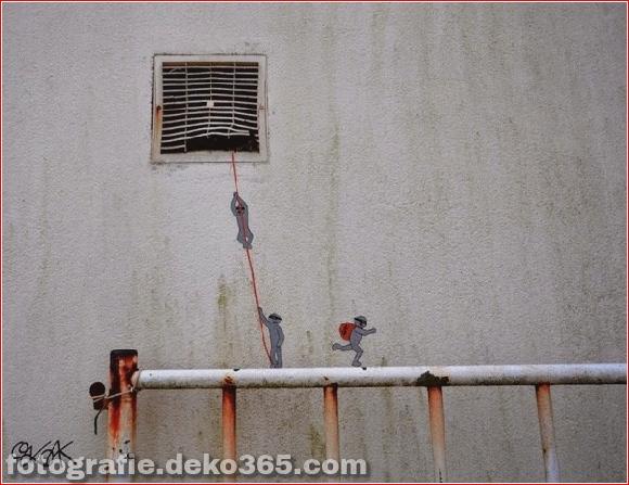 Clevere Straßenkunst (9)