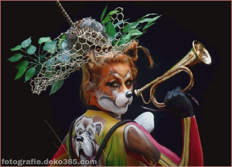 World Body Painting Festival in Pörtschach, Österreich (3)