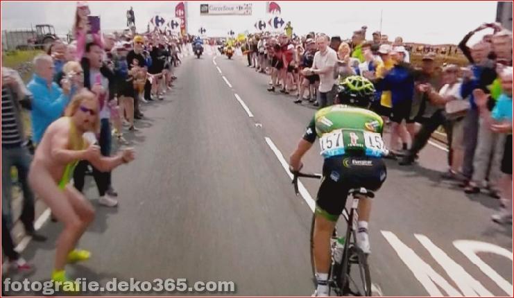 Tour de France lustige Bilder (8)