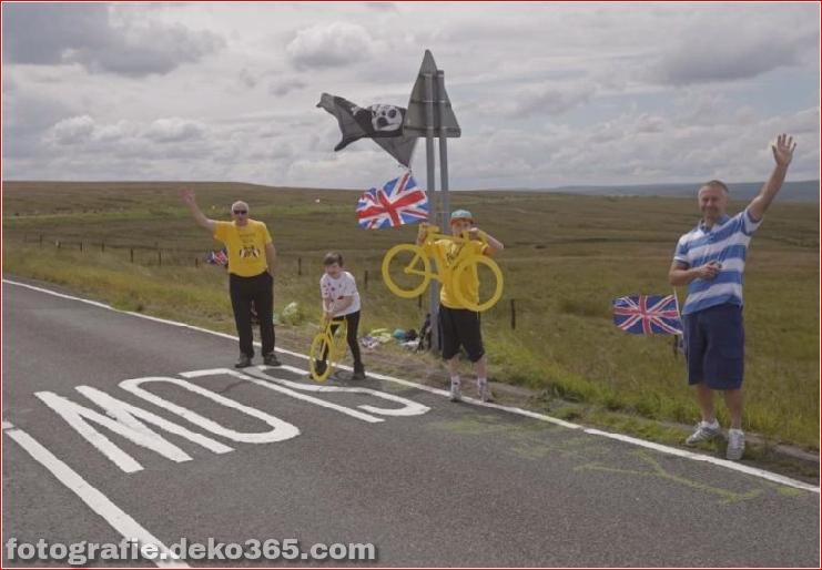 Tour de France lustige Bilder (9)