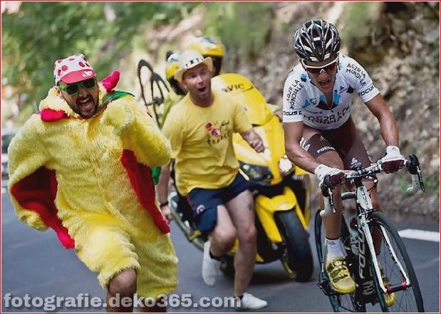 Tour de France lustige Bilder (21)