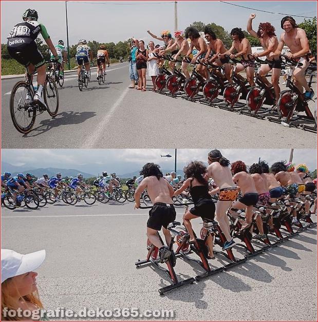 Tour de France lustige Bilder (31)