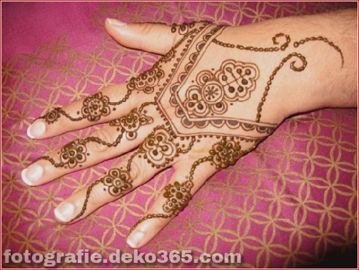 Asian Berühmte Mehndi Designs für Handfinger (3)