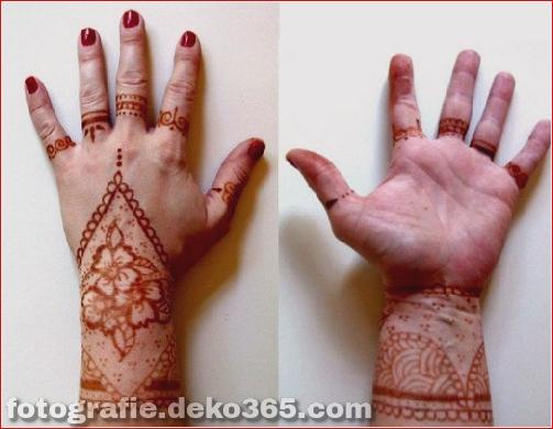Berühmte asiatische Mehndi-Designs für Handfinger (6)