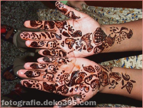 Berühmte asiatische Mehndi-Designs für Handfinger (8)