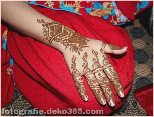 Asian Berühmte Mehndi Designs für Handfinger (9)