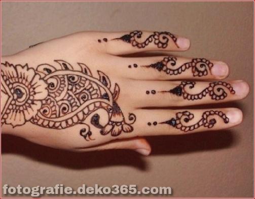 Asian Berühmte Mehndi Designs für Handfinger (10)