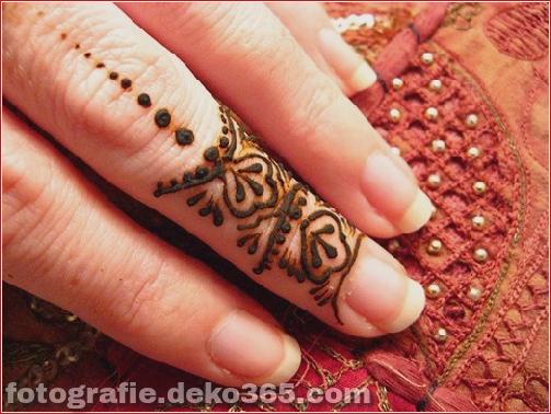 Berühmte asiatische Mehndi-Designs für Handfinger (11)