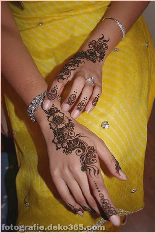 Berühmte asiatische Mehndi-Designs für Handfinger (16)