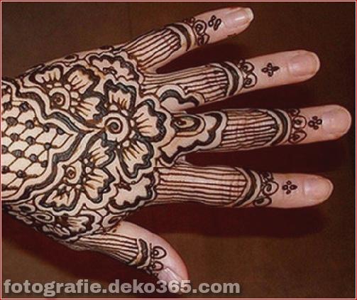 Asian Berühmte Mehndi Designs für Handfinger (17)