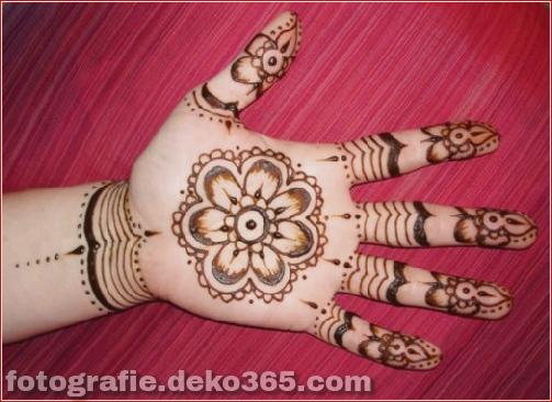 Asian Berühmte Mehndi Designs für Handfinger (22)