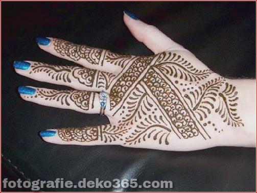 Berühmte asiatische Mehndi-Designs für Handfinger (26)