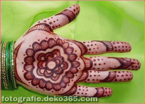 Asian Berühmte Mehndi Designs für Handfinger (28)